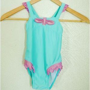Mermaid one piece swimsuit